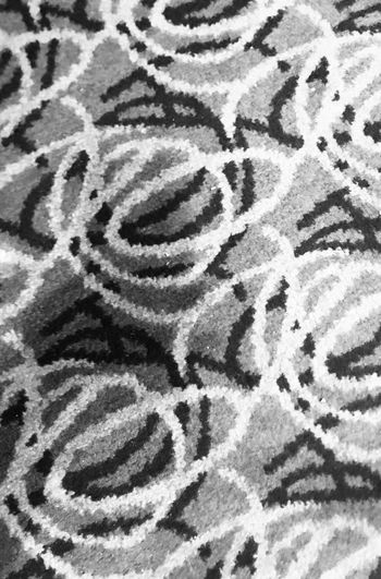 Swirls and curls Pattern Full Frame Backgrounds Textile No People Close-up Art And Craft