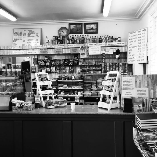 Cafe Railway Station Snack Bar United Kingdom Railway Sweets Candy Food Food And Drink Indoors  Shelf Arrangement Large Group Of Objects Abundance Still Life Variation Collection Choice Arranged Order Rack Bar Counter No People Barnham