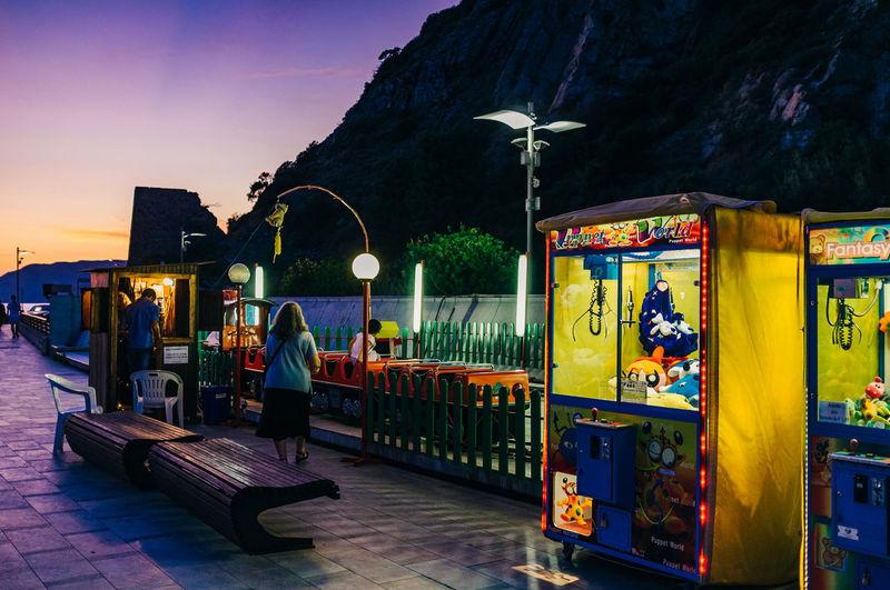 Casual Clothing Day Deiva Marina Illuminated Italia Italy Leisure Activity Lifestyles Outdoors Sky