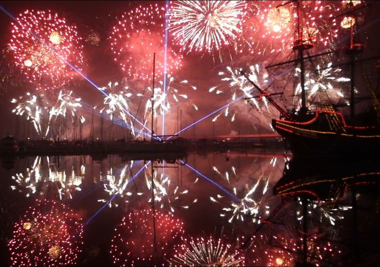 Fireworks Japan Beautiful Nagasaki Sasebo Housetenboss F4F Hello World Cheese! Hi! ハウステンボス 長崎 Followback Night Lights Follow Travel 佐世保 Like4like 海 空 See Trip Sony Rx100m3