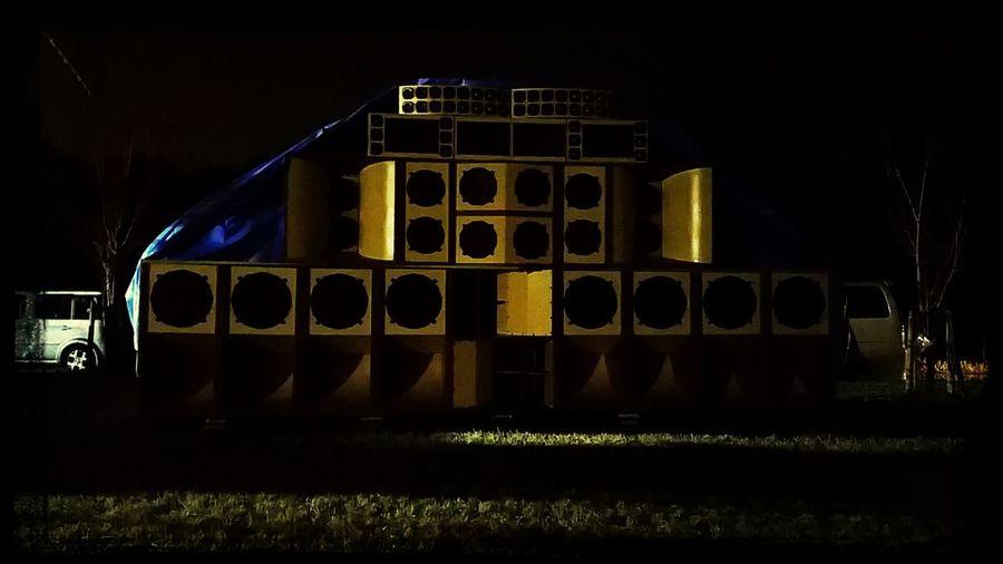Hamayoumusicfestival Soundsystem 芦屋海浜公園二日間、ご苦労様でした♪(^-^ゞ