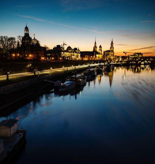 Dresden zur