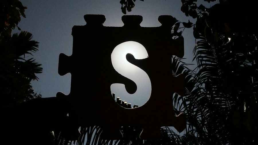 Showcase July S Alphabetical Jigsaw  Low Light Photography Overlook Sky Light And Shadow Premium Collection