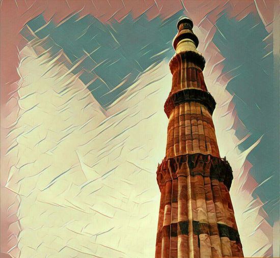 QutubMinar Built Structure Ancient Architecture Tallest Brick Minaret 72 Meter Medieval MonumentsHanging Out Beautiful Taking Photos From Where I Stand Enjoying Life at Qutub Minar, New Delhi