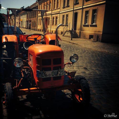 street view Altlandsberg Traktor Krummensee Landscape
