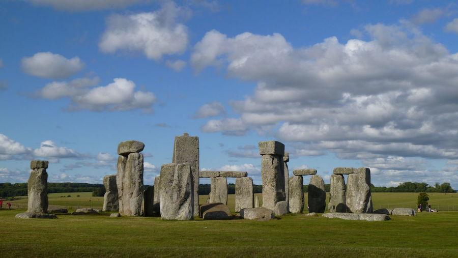 View Of Stonehenge