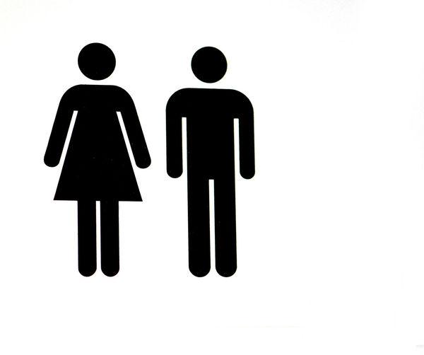 Bathroom EyeEm Gallery EyeEmNewHere Hotel Hygiene Logogram Mans Mark Market Public Restroom Restroom Sign Sign Signs Toilet White Background Womans