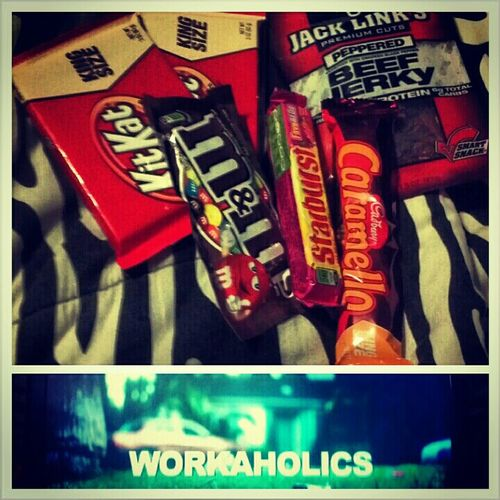 Candy And Workaholics