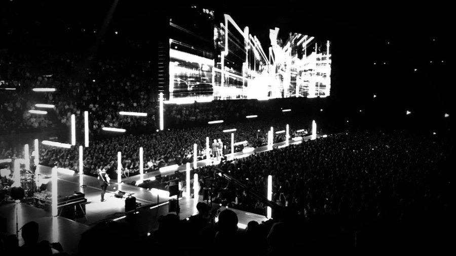 U2 Live Music
