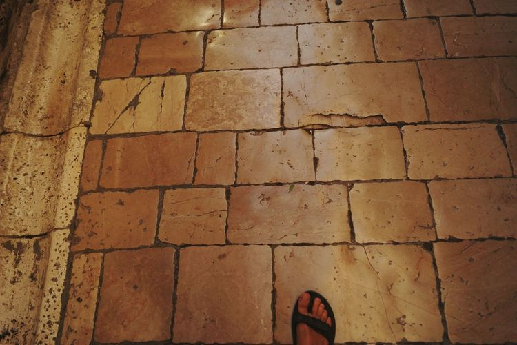 Shoe Human Leg Low Section Pair Outdoors Day Human Body Part Standing One Person Close-up People Zadar,Croatia Summer Travel Destinations EyeEm Best Shots EyeEm Sunset Adults Only Abstract Men Real People Sunlight Focus On Shadow Streetphotography Old Stones Yard