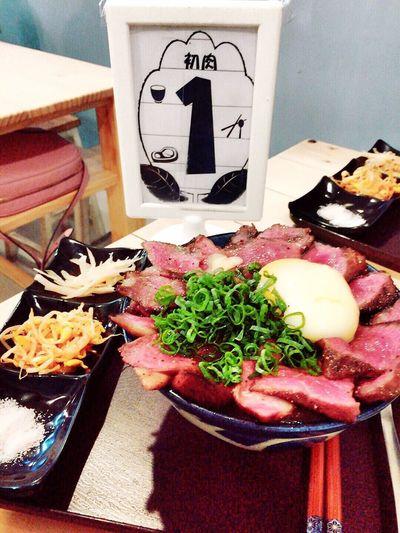 安格斯沙朗牛排 Food Taiwan 初肉 Let's Go. Together. EyeEmNewHere