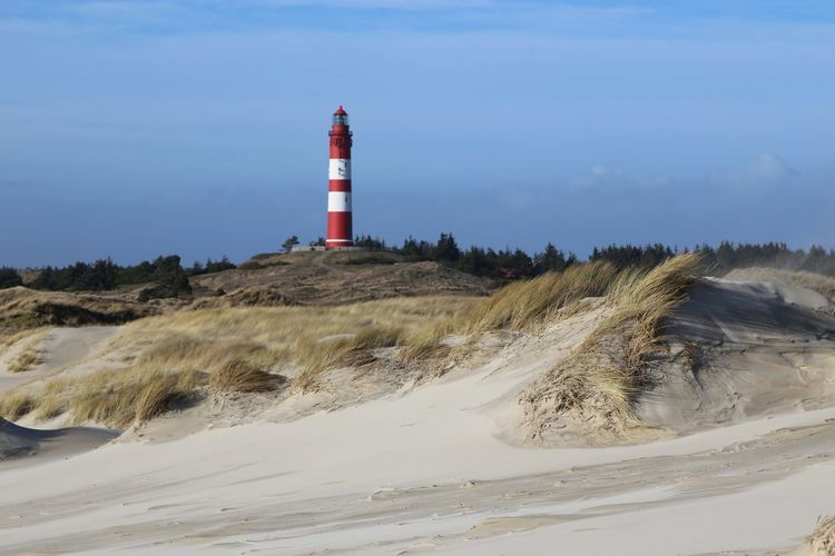 Sand and dunes