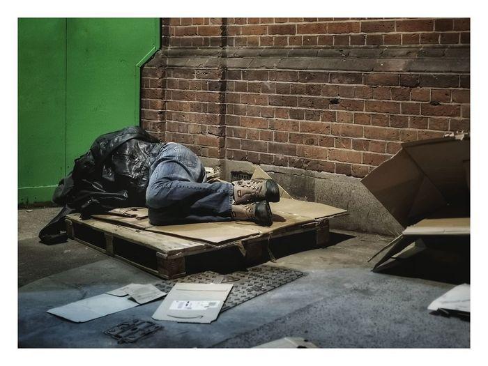 Homeless London