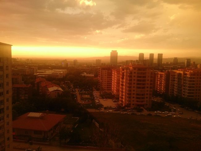 Red After Rain For For Away Capital City