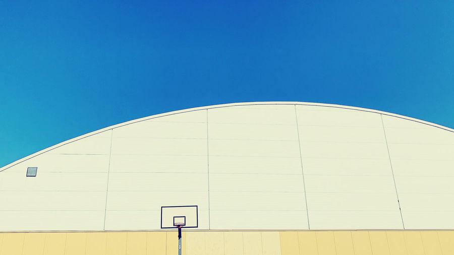 Blue Sky Built