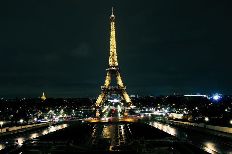 Stunning Eiffel