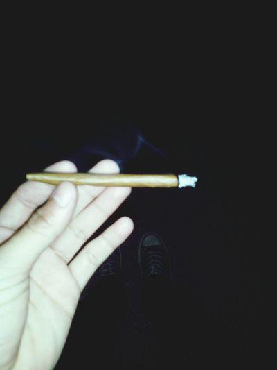 goodnite everybody Blunt Smoke MaryJane