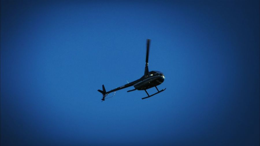 The helicopter.. i did it.. Helicopter View  Helicopter Eye For Photography Helicopter High