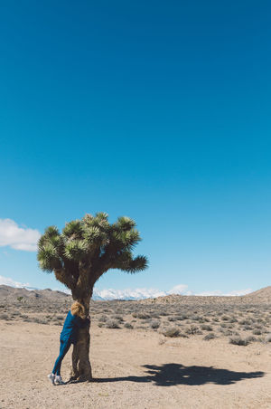 Arid Climate Arid Landscape Blue Blue Sky California Clear Sky Curly Hair Death Valley Death Valley National Park Desert Desert Full Length Girl Joshua Tree Landscape Mountains Nature One Person Outdoors Real People Road Roadtrip Sand Tree Valley Live For The Story Breathing Space Done That. Lost In The Landscape Connected By Travel An Eye For Travel