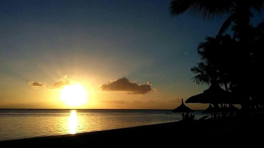 Feel The Journey Mauritius 2016♡♡♡♡♡ Ocean Sunset Beach Photography