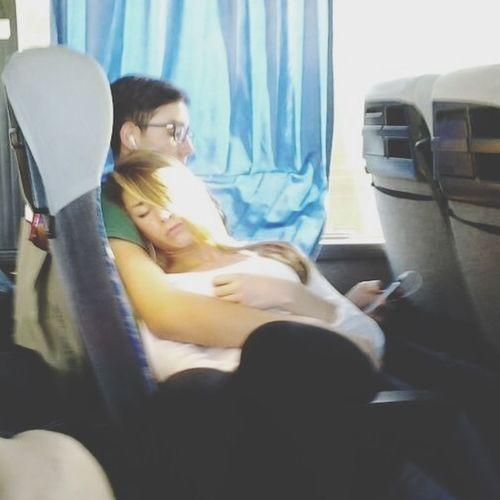 Sleeping Pullman Bestfriends <3 NOstress