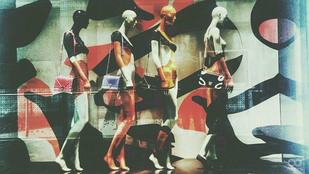 Africa Urban Lifestyle EyeEm Best Shots Streetphotography Fashion Photography Bodies Colors Handbags Moda Store