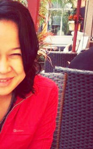 Self Portrait Selfie Happy Asian Girl indonesian