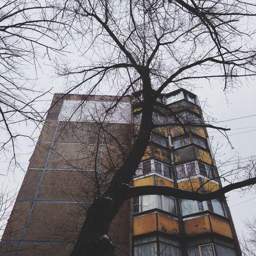 Hanging Out Taking Photos Vintage Atmosphere Rostov Street