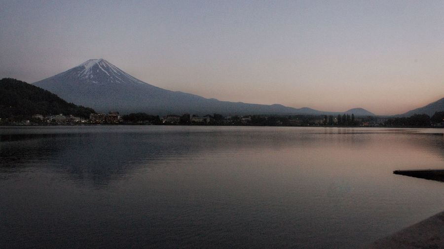 Mirror Fuji