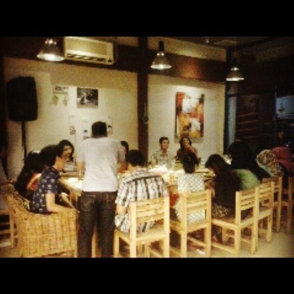 Kopdar Mxiters Surabaya vol.2 Halalbihalal Kongkow Privatebirthdayparty 's Warongkoncoplek