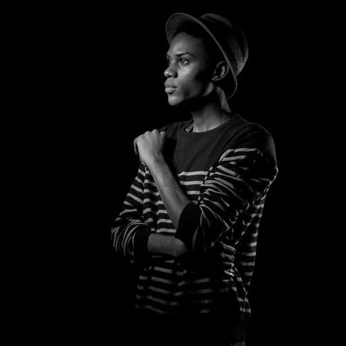 Model:uche Reycortez Ofureighalo Portrait Blackandwhite
