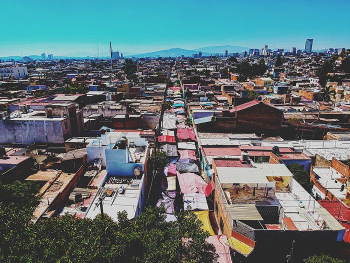 Market Jalisco Guadalajara Architecture Built Structure City Sky Building Exterior High Angle View Crowd Day Building Sunlight
