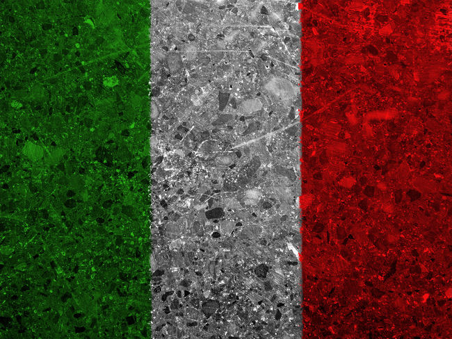 Italian flag Close-up Day Freshness Grass Green Color Italy Italy Flag Nation Nature No People Outdoors Red Rome Rome Italy State