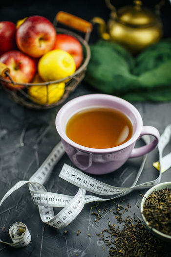 Diet Diet & Fitness Tea Dieting Drink Fasting Fitness Food Food And Drink Freshness Fruit Green Tea Health Healthy Healthy Eating Healthy Food Healthy Lifestyle Healthyfood Healthylife Healthyliving Herbal Tea Table Tea - Hot Drink Tea Time Weightloss