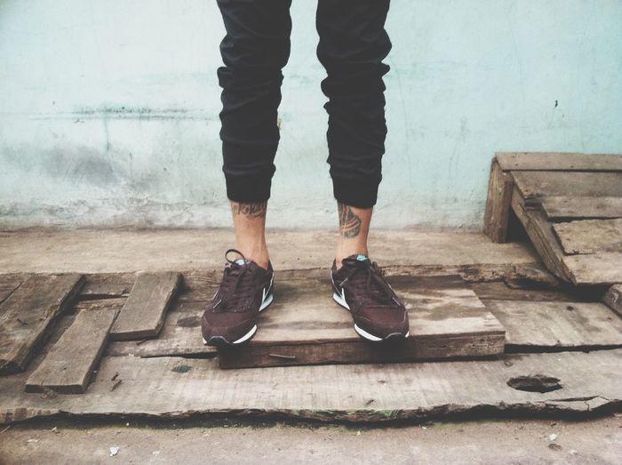 Nike Genicco Joggerpants Indafdamha