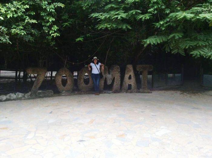 Zoomat Zoológico Tuxtla Gutiérrez Chiapas