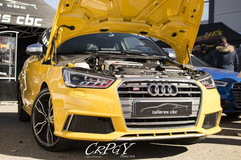 Volrace 2018 / Circuito Kotarr Car Nikon Nikonphotography Nikon D3200 EventPhotography New Day CRPGY Cuellarphotography Audi Volrace Event S3 Yellow Circuito Kotarr Coche