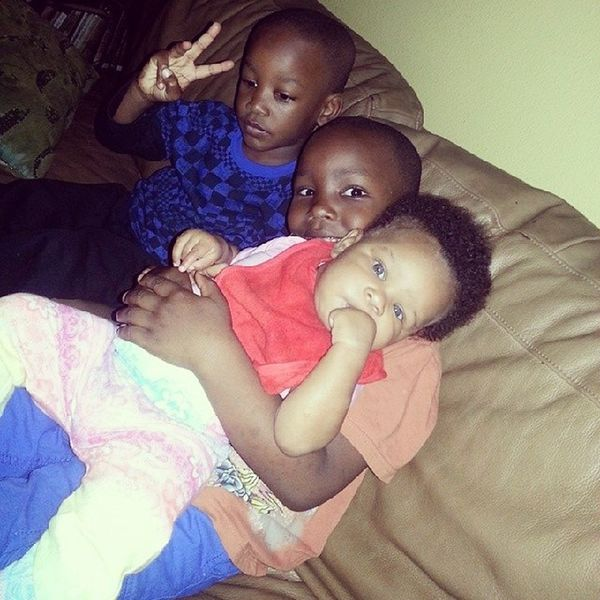 "They Love Their ""Ny'Nasia"" Lol Cousins  Love Myfam  (ily)"