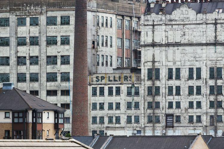 Millennium Mills, Pontoon Dock. Architecture_collection Architecture Derelict London Derelict Building EyeEm_abandonment Artdeco Industrial