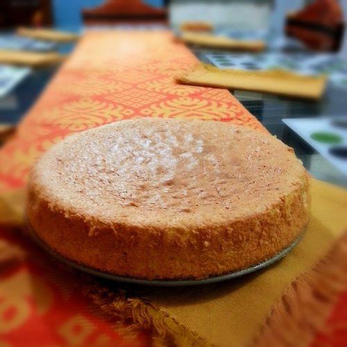 Homemade Vanillacake Madebyme