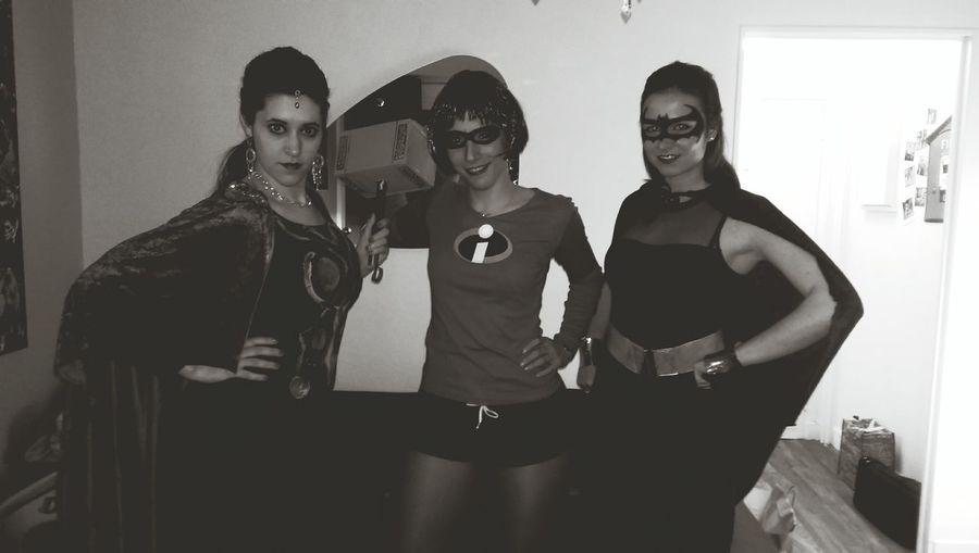 Super girls :D