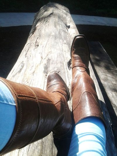 Cowboy Boots Northern Pacific