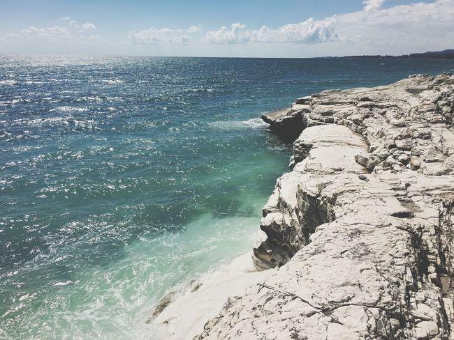 Gagra Sea And Sky