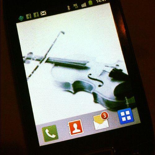 Android Samsung Violin Muses