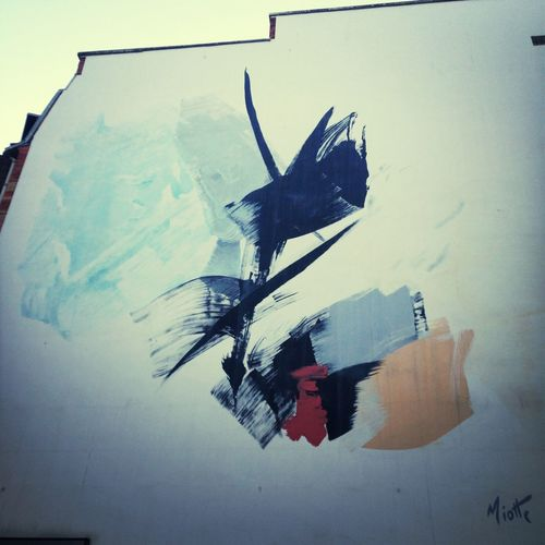 Street art || Miotte || Good think
