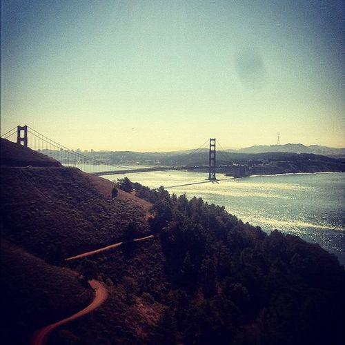 Back in San Francisco