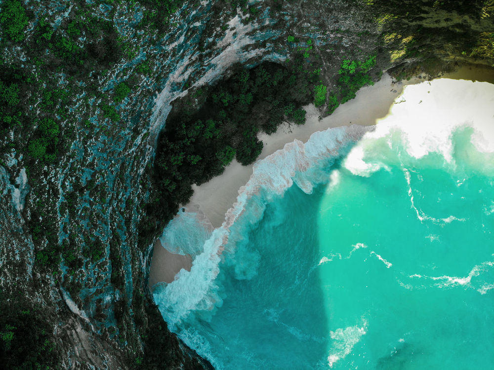 Drone  Aerial View Aquatic Sport Beach Beauty In Nature Day Dronephotography Flowing Water High Angle View Land Motion Nature No People Outdoors Power In Nature Rock Rock - Object Scenics - Nature Sea Solid Sport Swimming Pool Turquoise Colored Water