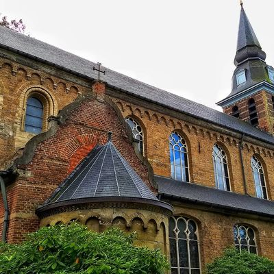 Abbey monastory