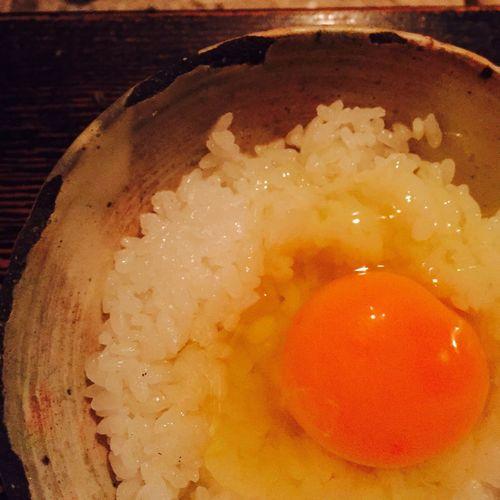 Tkg Eggs Yummy Food Rice Delicious Happy