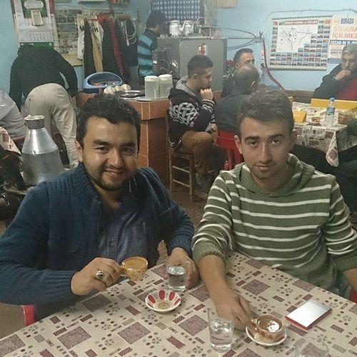Dereköy'de Kıraathane Hayri abide ☕ kahve faslı ?? Yakupcetincom Mehmetoztascom Konya Bozkır Dereköy Kahve